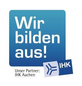 IHK Aachen - Wir bilden aus!