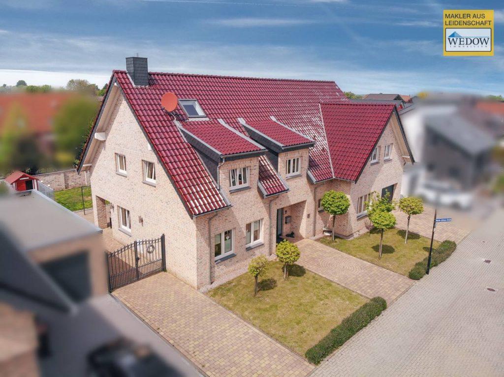 Drohnen Fotos Wedow Immobilien