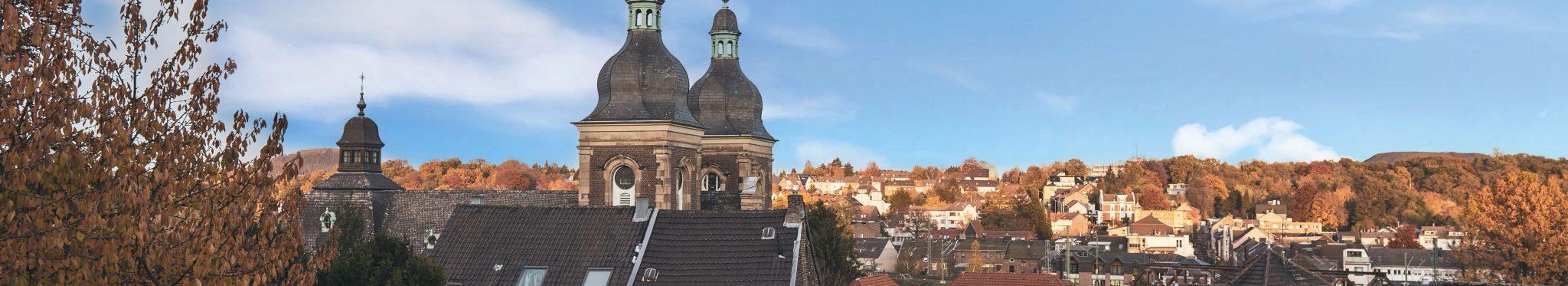 Herzogenrath Skyline