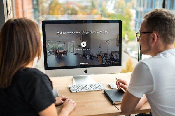 virtuelle Rundgänge Wedow Immobilien